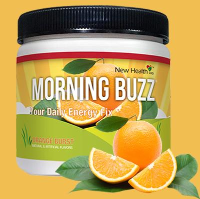 Orange-Burst