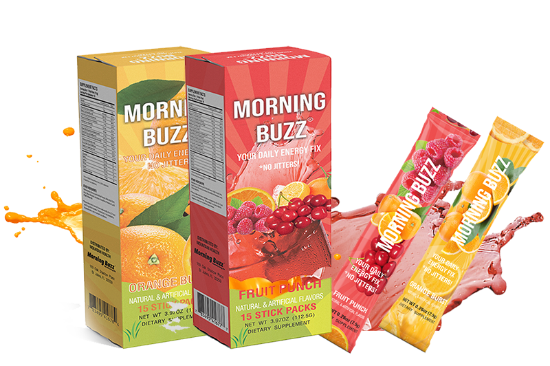 Morning Buzz Stick Pack